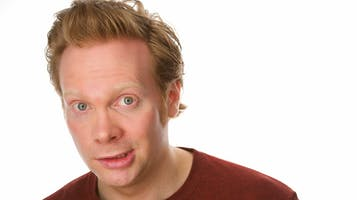 Comedian Nathan Macintosh