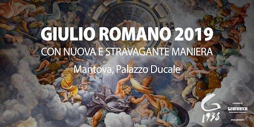 Con nuova e stravagante maniera- Giulio Romano a Mantova