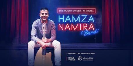 Hamza Namira & Band | Live Benefit Concert in Virginia! tickets