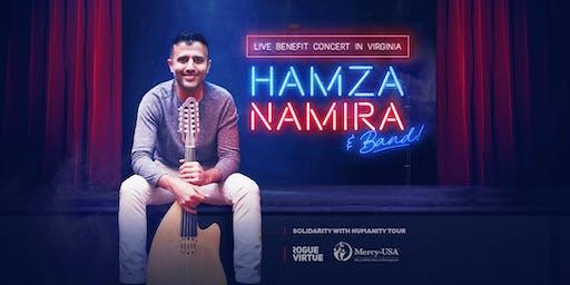 Hamza Namira & Band | Live Benefit Concert in Virginia!