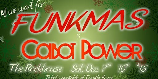 Funkmas 2019 with Cabot Power