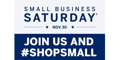 Holiday Open House - Small Business Saturday (2019-11-30 starts at 10:00 AM)