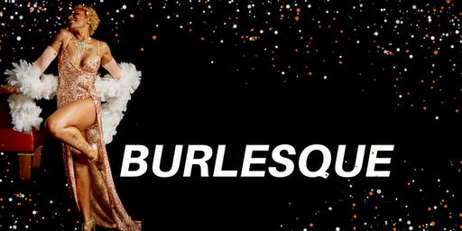 BURLESQUE! The Sweet Spot NYC: Naughty Holiday Party Edition