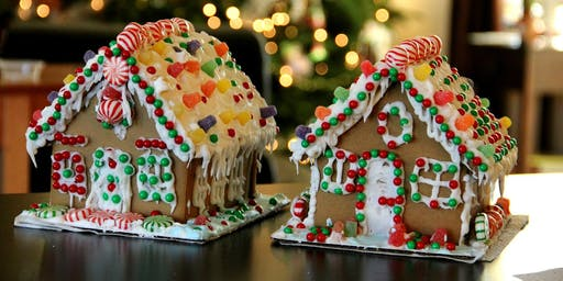 FriDAY Food Lab: Gingerbread House