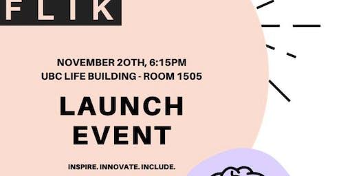 FLIK Launch Event