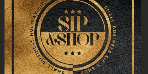 Small Business Holiday Sip & Shop