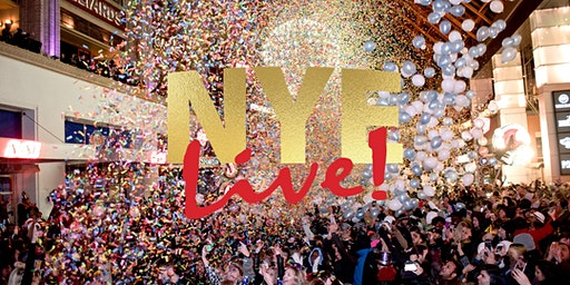 NYE Live! New Year's Eve Louisville