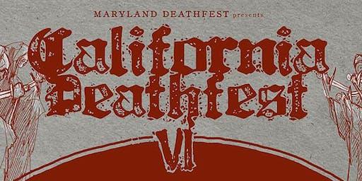 California Deathfest 2020