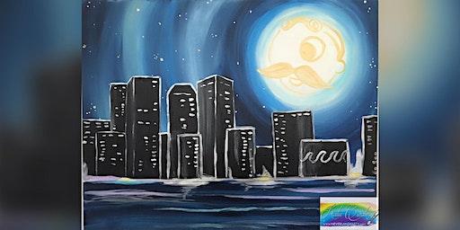 Baltimore Skyline Dulaney High School Fundraiser: Towson, Greene Turtle with Artist Katie Detrich!