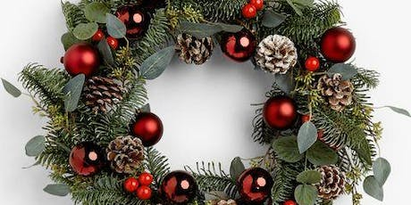 Northbank Nature Club: Christmas Wreaths tickets
