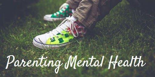 Power Up London | Parenting Mental Health