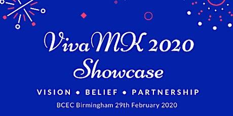 VivaMK 2020 Showcase tickets