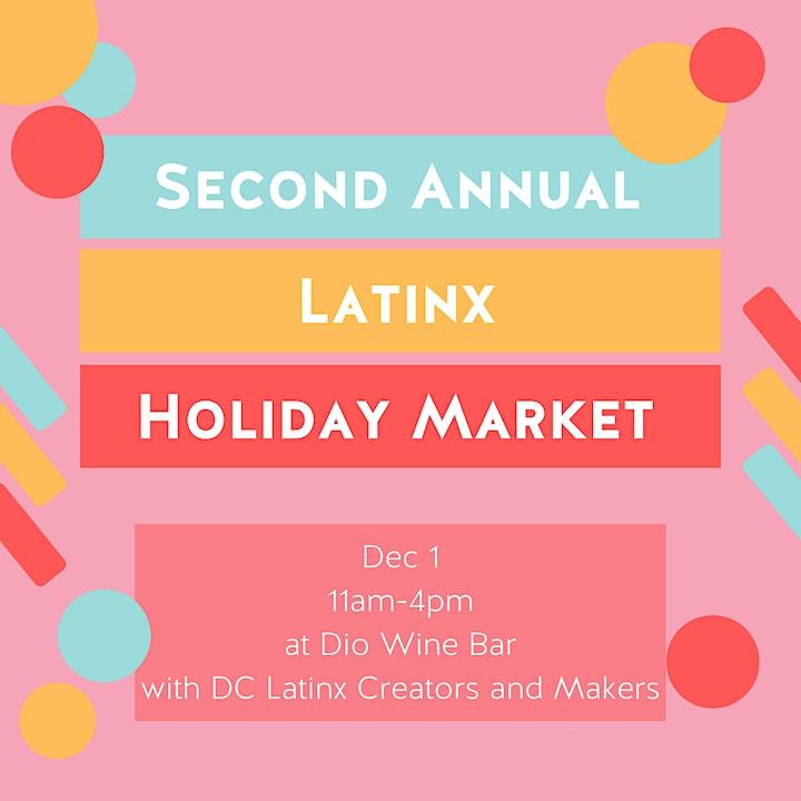 Latinx Holiday Market image