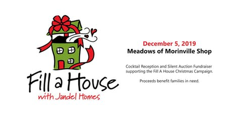 Fill A House Cocktail Reception And Silent Auction tickets