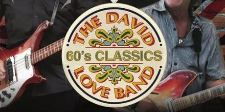 The David Love Band - New Year's Eve Party 2019/2020 tickets