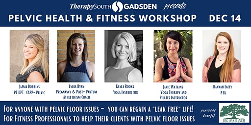 Pelvic Health and Fitness Workshop