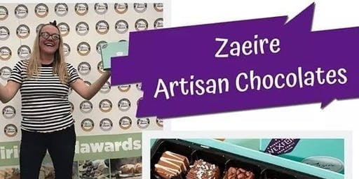 CAN Zaeire Chocolate Making Class