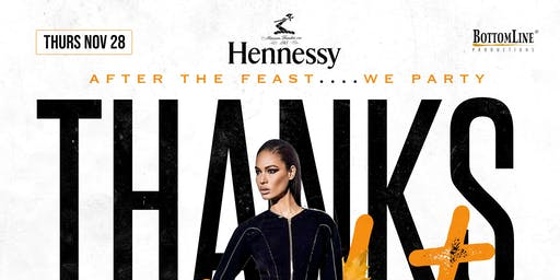 Hennessy Presents Thanksgiving At The Address