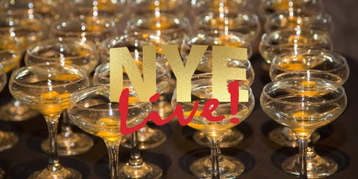 NYE Live! New Year's Eve Hampton Roads