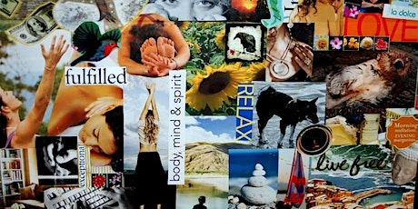New Year's Vision Board Workshop tickets