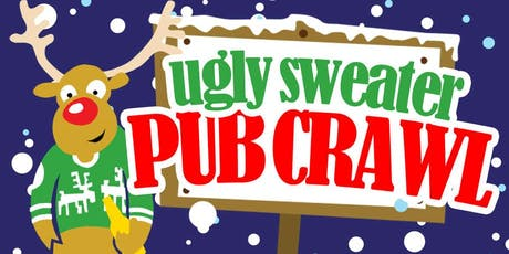 6th Annual Ugly Sweater Boston Bar Crawl (Faneuil Hall) tickets