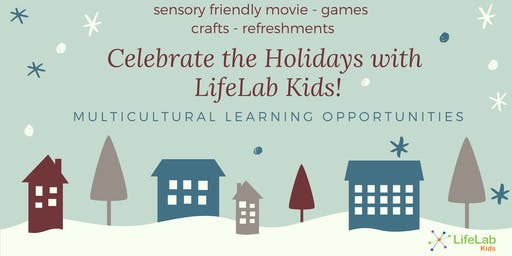 Holiday Pajama Party with LifeLab Kids!