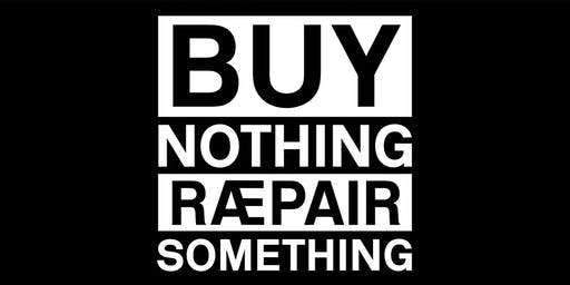 Free REPAIRS for RAEBURN Buy Nothing Day