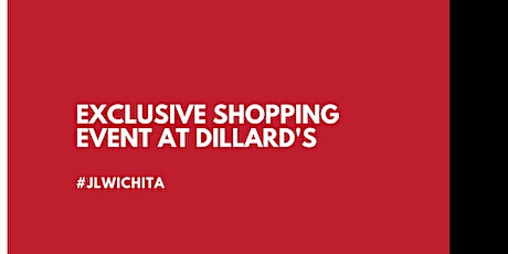 Dillard's Exclusive Shopping Event tickets