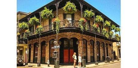 French Quarter Tour (06-30-2020 starts at 11:00 AM) tickets