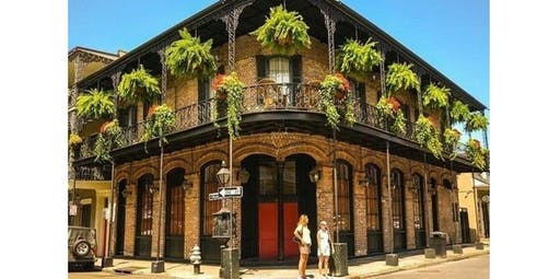 French Quarter Tour (01-05-2020 starts at 5:00 PM)