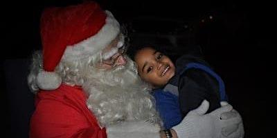 Santa's Day at North Pole Stroll