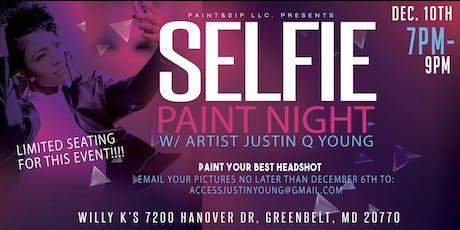 Selfie Paint Night (VIP) tickets