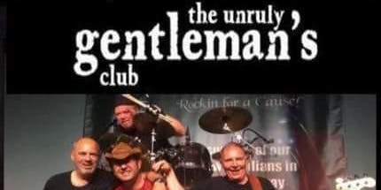 Unruly Gentlemen's Club Band - Burlington's Concert Stage
