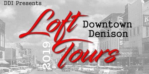 2019 Downtown Denison Loft Tours!