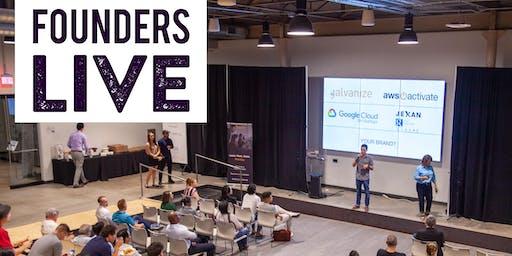 Founders Live Phoenix November
