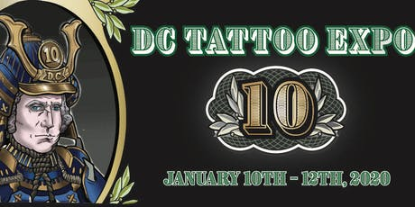 10th Annual DC Tattoo Expo tickets