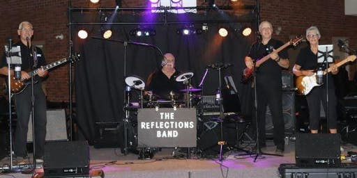 The Reflections Band - Burlington's Concert Stage