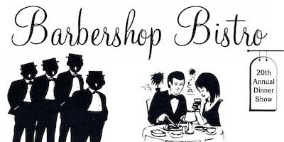"""Barbershop Bistro - """"Return to the Island of Misfit Toys"""" Dinner Show"""