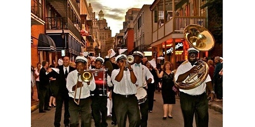 New Orleans Music Tour (05-17-2020 starts at 2:00 PM)
