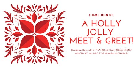 Holiday Meet & Greet : Alliance of Channel Women DFW Chapter tickets