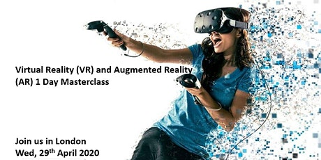 Virtual Reality (VR) and Augmented Reality (AR) – 1 Day Training Workshop tickets