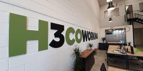 CoderDojo in H3 COWORKING biglietti