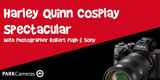 Harley Quinn Cosplay Spectacular - Park Cameras, Burgess Hill