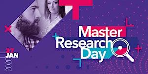 Master Research Day   ISCTE-IUL