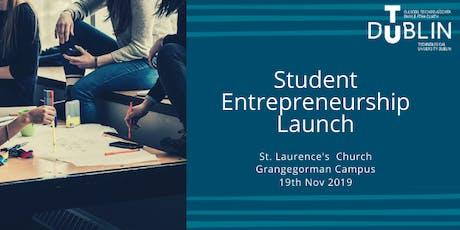 TU Dublin Student Entrepreneurship 2020 tickets