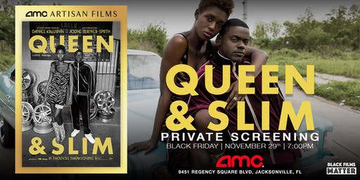Black Films Matter: Queen and Slim Private Screening