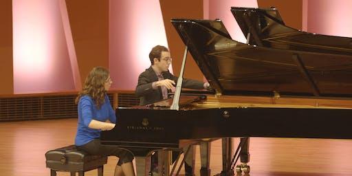 Masterclass with Nicolas Namoradze