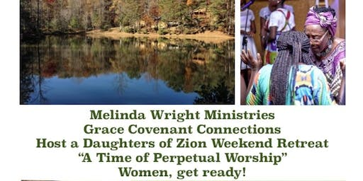 Daughters of Zion Retreat 2020