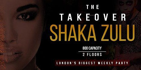 THE TAKEOVER tickets