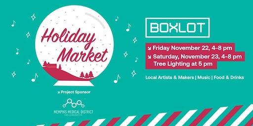 BOXLOT Holiday Market